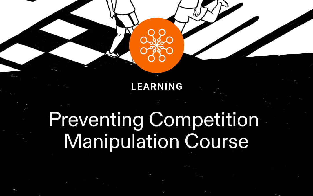 Preventing the Manipulation of Competition