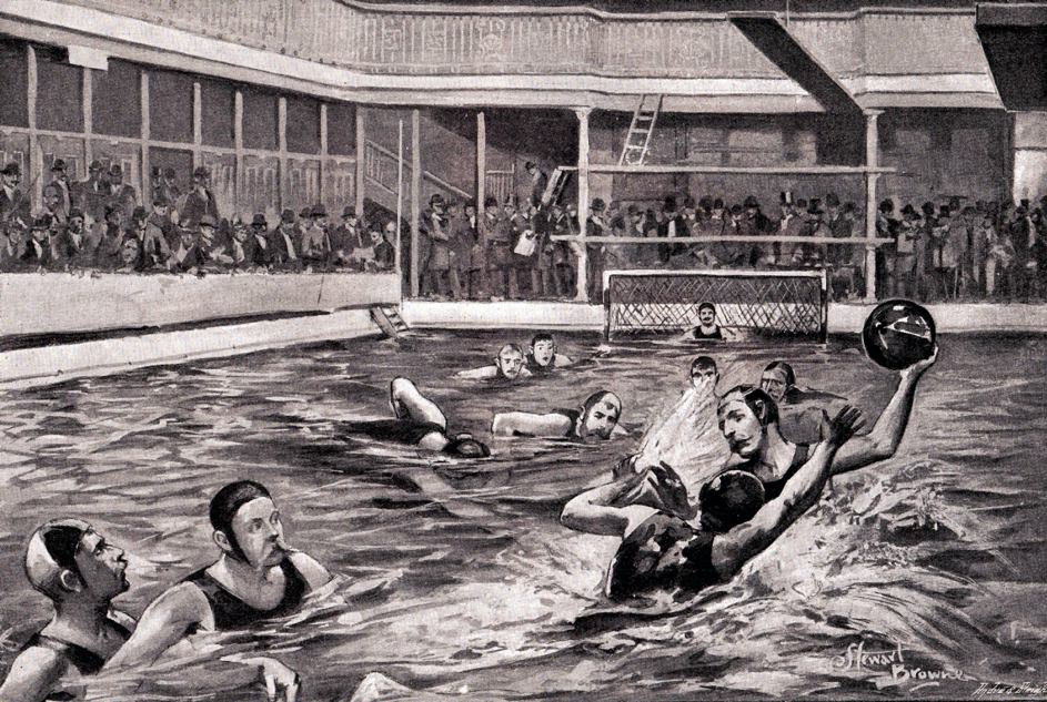History of Water Polo – The beginning