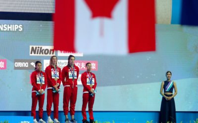 How Long-Term Athlete Development works in practice for Swimming Canada