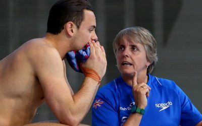 Coaching legend: Jane Figueiredo (ZIM)